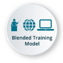 Blended Model of Data Analytics training